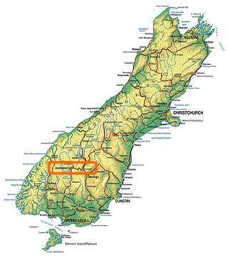 Mapa-southisland